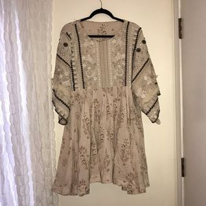 Spell and the gypsy dress size M/L worn twice!